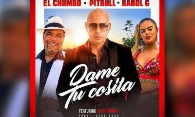 Dame Tu Cosita é um dos hits de 2018