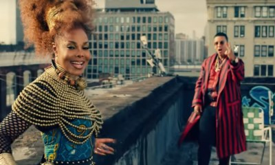 A inusitada parceria de Janet Jackson e Daddy Yankee
