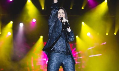 Laura Pausini inicia hoje turnê pelo Brasil