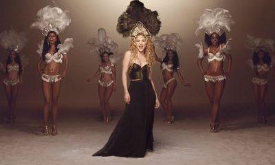 Rainha das Copas? É Shakira que ela chama!