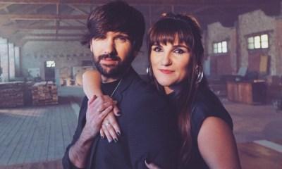 David Otero e Rozalén acabam de lançar o videoclipe de Baile