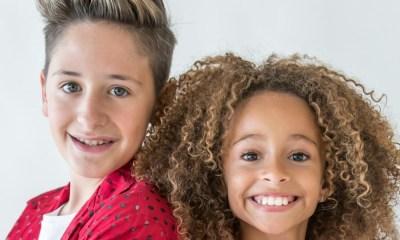 Os fofos Marco e Melissa representarão a Itália no Junior Eurovision 2018 com What Is Love