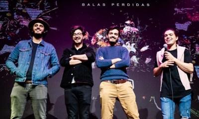 Balas Perdidas é o segundo disco dos colombianos do Morat