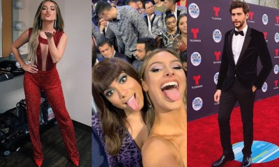 Becky G, Anitta e Alvaro Soler deram o que falar durante os Latin AMAs 2018