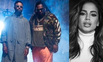 Depois de Maluma, J Balvin e Greeicy, Anitta prepara música com a dupla Zion y Lennox