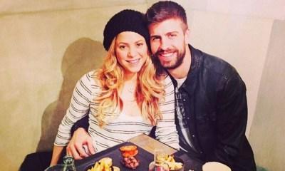 Shakira e Piqué estão tirando merecidas férias longe dos holofotes