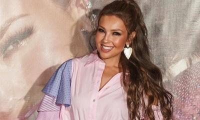 Thalia disse não a convite para ser coach no La Voz México