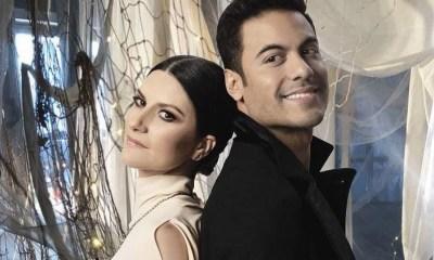 |Na nova versão de La Solución, Laura Pausini canta com Carlos Rivera