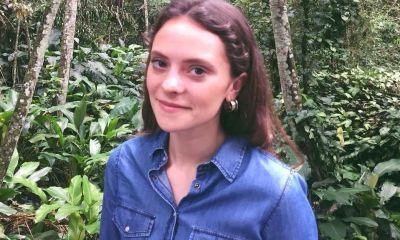 Esta é a segunda vez de Francesca Michielin no Brasil