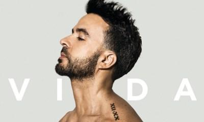 Luis Fonsi estreia o novo disco Vida