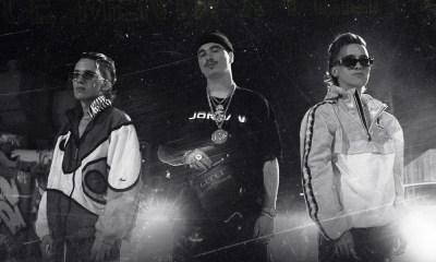 A dupla mexicana Vice Menta lançou música com o brasileiro Felp 22