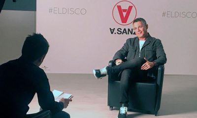 #ElDisco é o novo álbum de Alejandro Sanz