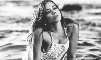 Anitta lançou o álbum Kisses em abril
