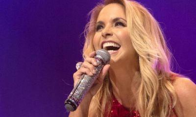 Lucero lança mais uma faixa do DVD Brasileira