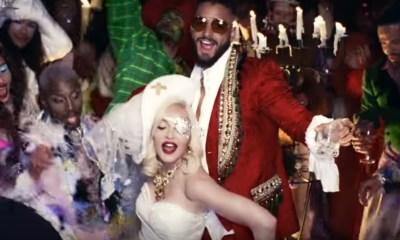 Madonna e Maluma estreiam o impecável clipe de Medellín