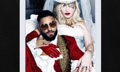 Madonna vai estrear single com Maluma nesta semana