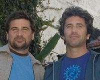Joaqu�n y José Mollá, fundadores de La Comunidad