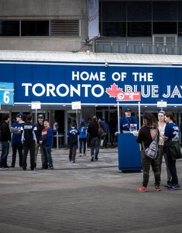 Jogo de Baseball: Blue Jays