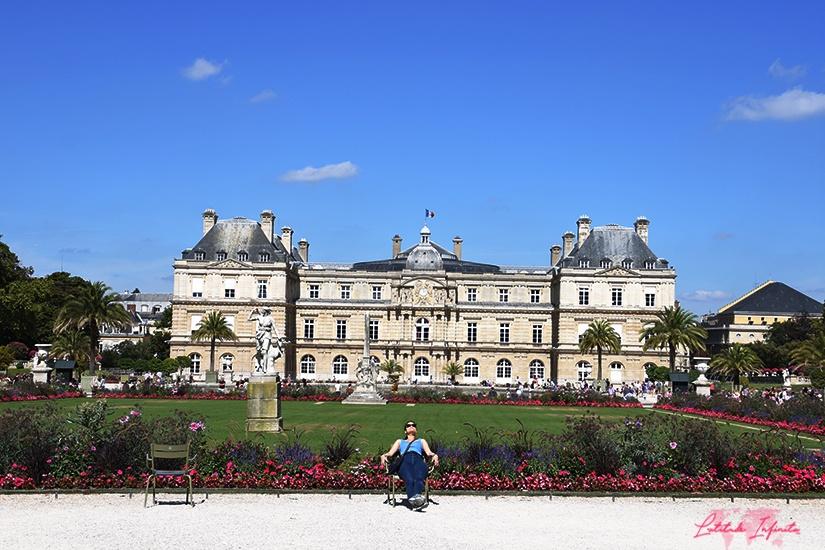 Roteiro em Paris: Palácio de Luxemburgo e o Pantheon