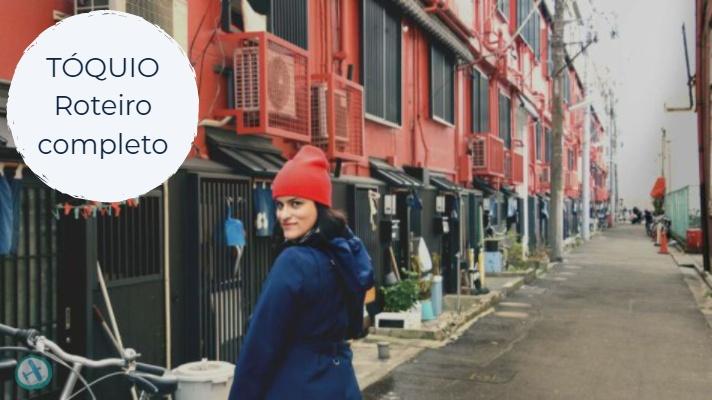 O que visitar em Tóquio: Onde ir e Onde comprar