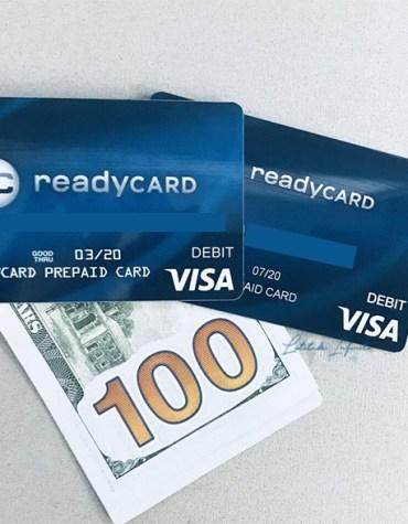 Cartão Pré-Pago de Viagem: ReadyCard
