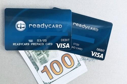 readycard como funciona