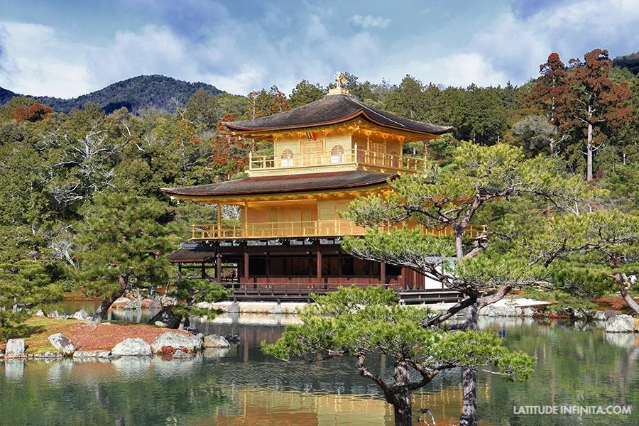 quioto pontos turisticos