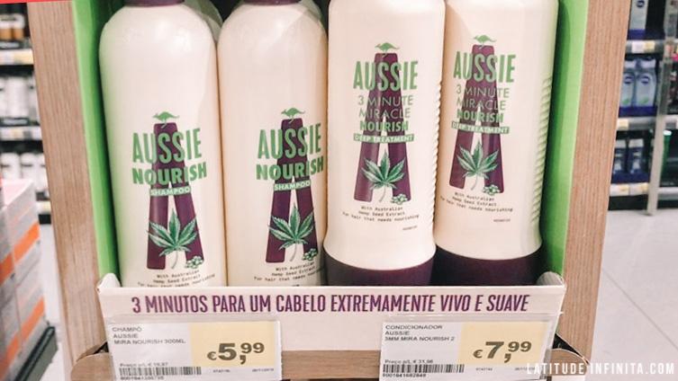 Preços de Shampoo e Condicionador no Mercado em Portugal