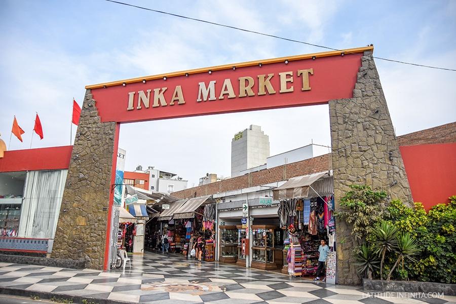 compras no peru. inka market