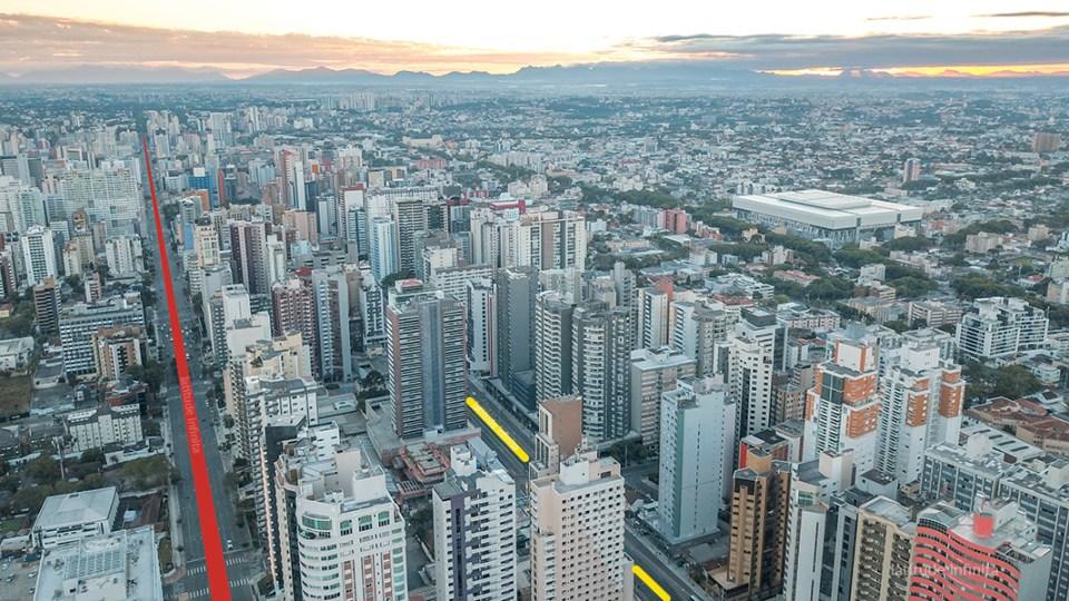 o que fazer em Curitiba. batel