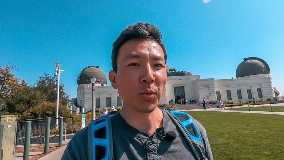 griffith observatory los angeles. O QUE FAZER EM LOS ANGELES