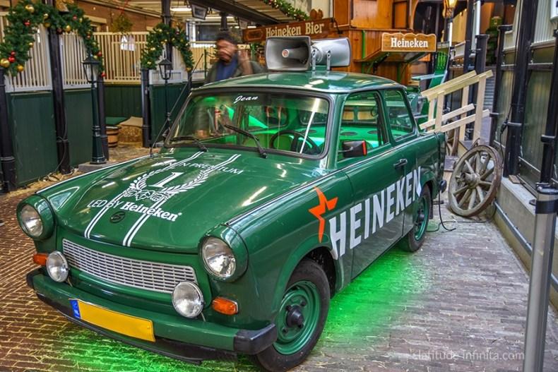 o que fazer em amstedam. Heineken museum