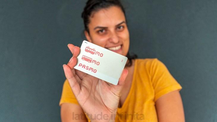 qual a moeda do japão. cartão pasmo