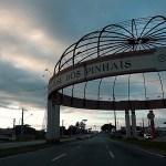 portal de São José dos Pinhais, quando você entra na cidade vindo de Curitiba ou indo para Curitiba