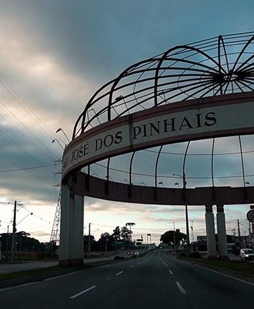 Como é o trajeto de Curitiba a Florianópolis