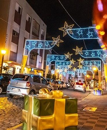 Natal em Garibaldi 2020: Capital do Espumante