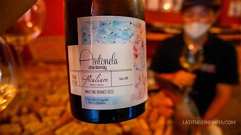 antonela vinicola peculiare