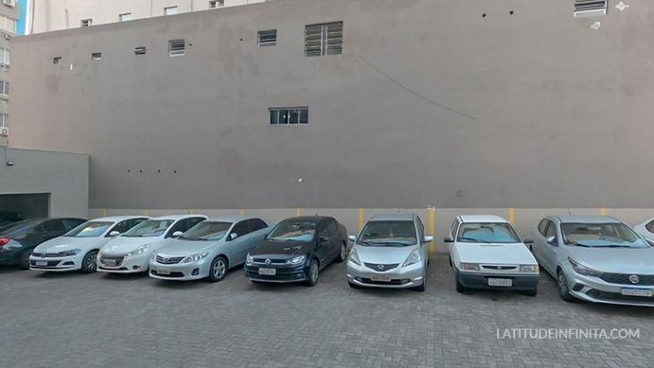 estacionamento tri hotel criciúma