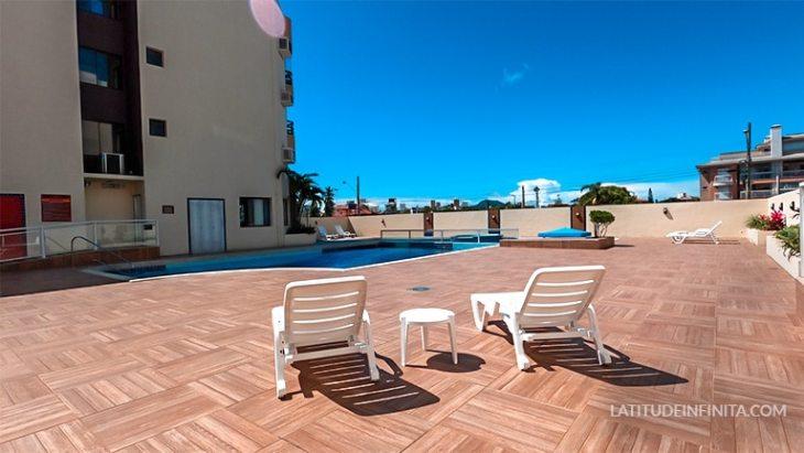 piscina airbnb Florianópolis