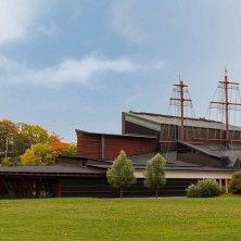 Vasa museo esterno