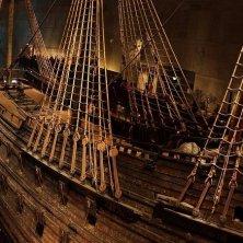 fiancata del Vasa al museo
