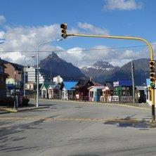 incrocio di Ushuaia