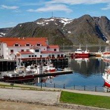 Honninsvag Norvegia Nord
