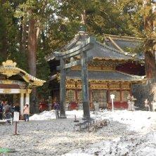 Nikko, entrata ai santuari