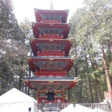 Pagoda di Nikko