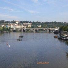 Moldava dal ponte