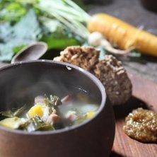 Ribe VikingeCenter zuppa