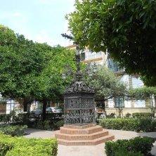 giardino barrio Santa Cruz