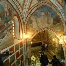 affreschi Scala Santa