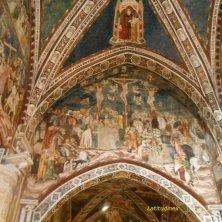 affreschi monastero Subiaco